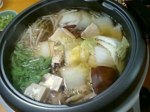 我が家のお鍋